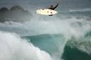Title: Jaimie Soars Surfer: Lovett, Jaimie Type: Action