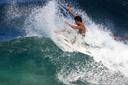 Title: Lahiki Hitting the Lip Surfer: Minamishin, Lahiki Type: Action