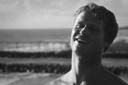 Title: Marlon In Black and White Surfer: Lipke, Marlon Type: Portraits