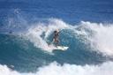 Title: Rochelle Tailslide Surfer: Ballard, Rochelle Type: Action