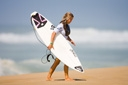 Title: Sofia Walk Surfer: Mulanovich, Sofia Type: Portraits