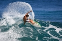 Title: Wesley Off the Lip Surfer: Larsen, Wesley Type: Action