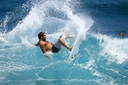 Title: Wesley Layback Slash Surfer: Larsen, Wesley Type: Action