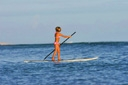 Title: Ava SUP in Fiji Surfer: Thobe, Ava Type: Action