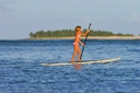 Title: Ava SUP with Island Surfer: Thobe, Ava Type: Action