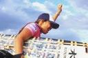 Title: Melanie Portrait Surfer: Bartels, Melanie Type: Action