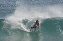 Title: Melanie Cutback Surfer: Bartels, Melanie Type: Action