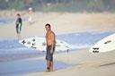 Title: Braden with Board Surfer: Dias, Braden Type: Portraits