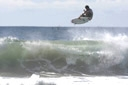 Title: Dean In Flight Surfer: Brady, Dean Type: Action