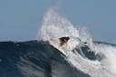 Title: Luke Slashing the Lip Surfer: Dorrington, Luke Type: Action