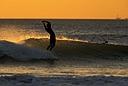 Title: Sunset Soul Arch Surfer: Farwell, Steve Type: Longboard