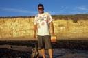 Title: Flea Portrait Surfer: Virostko, Flea Type: Portraits