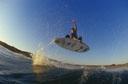 Title: Homer Flying Surfer: Henard, Homer Type: Action