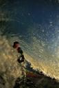 Title: Homer Fisheye Tube Surfer: Henard, Homer Type: Barrel