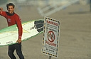 Title: Jay Thumbs Down Surfer: Larson, Jay Type: Lifestyle