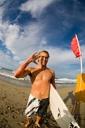 Title: John On the Sand Surfer: Maher, John Type: Model Released