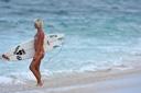 Title: Karina with Board Surfer: Petroni, Karina Type: Portraits