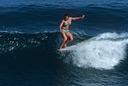 Title: Kassia Backside Walk Surfer: Meador, Kassia Type: Longboard