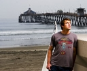 Title: Kyle with Pier Surfer: Knox, Kyle Type: Portraits