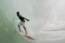 Title: Kyle Shacked Location: Yemen Surfer: Garson, Kyle Type: Barrel
