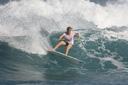 Title: LeAnn On a Rail Surfer: Curren, LeAnn Type: Action