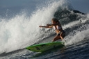 Title: Leilani Cutting Back Surfer: Gryde, Leilani Type: Action