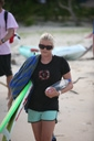 Title: Leilani with Board Surfer: Gryde, Leilani Type: Portraits
