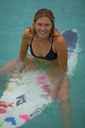 Title: Liz In the Water Surfer: Clark, Liz Type: Portraits