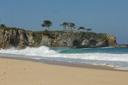 Title: Beachbreak Barrel Location: Dominican Republic Photo Of: stock Type: Lineups