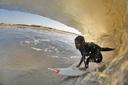 Title: Magnum Covered Up Surfer: Martinez, Magnum Type: Barrel