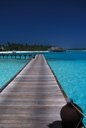 Title: Maldives Pier Location: Maldives Photo Of: stock Type: Landscapes