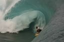 Title: Kealii Shacked Surfer: Mamala, Kealii Type: Barrel