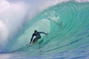 Title: Matt In the Barrel Surfer: Myers, Matt Type: Barrel