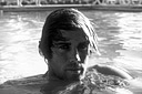 Title: Pascal Pool Portrait Surfer: Stansfield, Pascal Type: Portraits