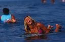 Title: Rochelle In the Lineup Surfer: Ballard, Rochelle Type: Portraits