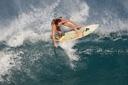 Title: Rochelle Floater Surfer: Ballard, Rochelle Type: Action