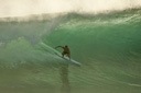 Title: Ryan Pulls In Surfer: Turner, Ryan Type: Barrel