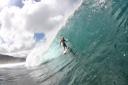 Title: Sean Under the Lip Surfer: Hayes, Sean Type: Barrel