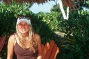 Title: Sofia Smiling Surfer: Mulanovich, Sofia Type: Portraits