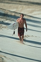 Title: Todd Beachwalk Surfer: Morcom, Todd Type: Portraits