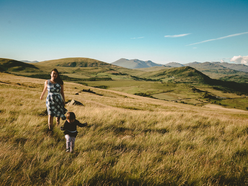 Our traveling family really enjoyed our stay in the dramatic landscapes of the Lake District.