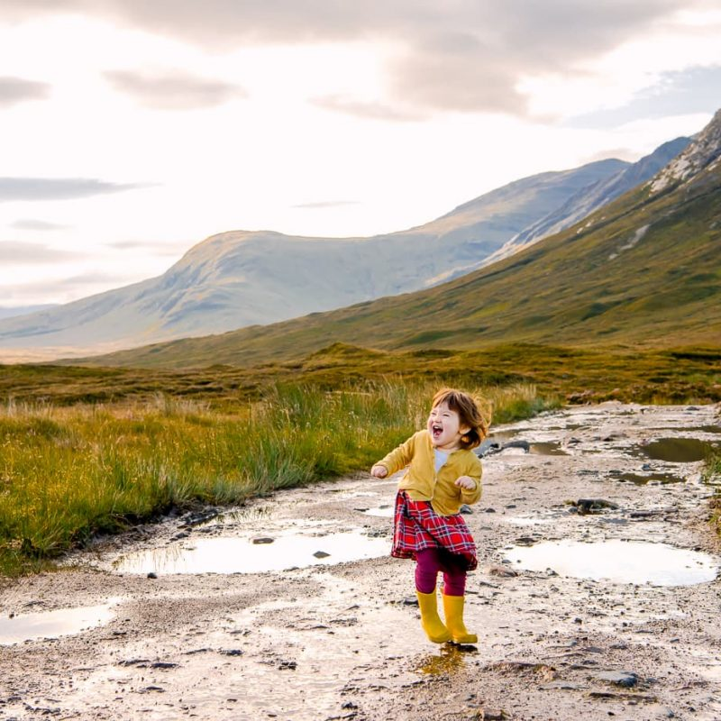 Fixing Our Mindset in Glencoe, Scotland