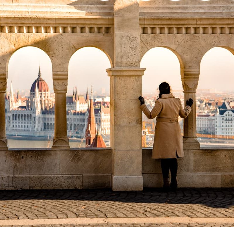Our Bad Trip to the Fisherman's Bastion in Budapest, Hungary.