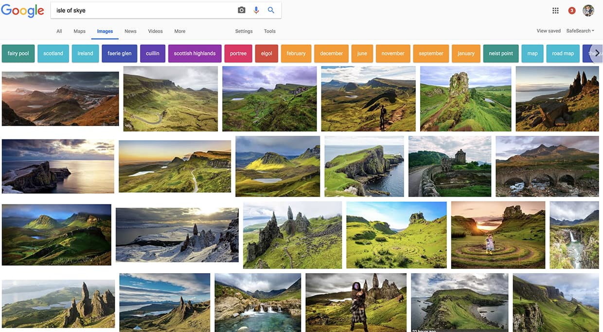 Google Image Search Results for Isle of Skye
