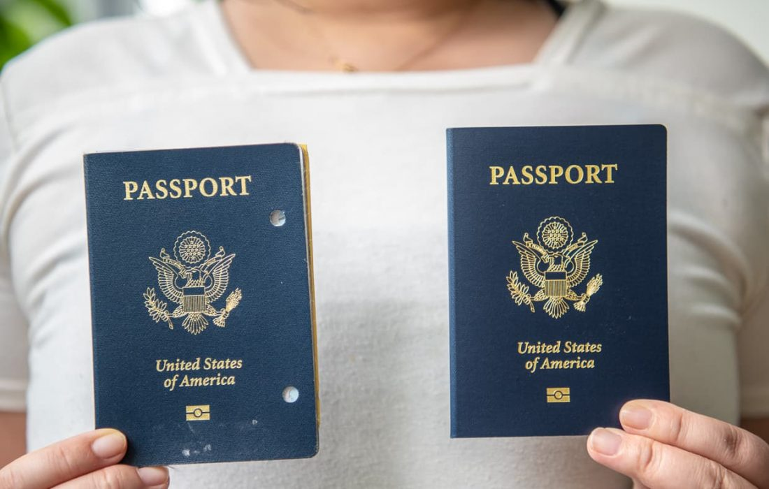 YES, You Keep Your U.S. Passport While Renewing Overseas