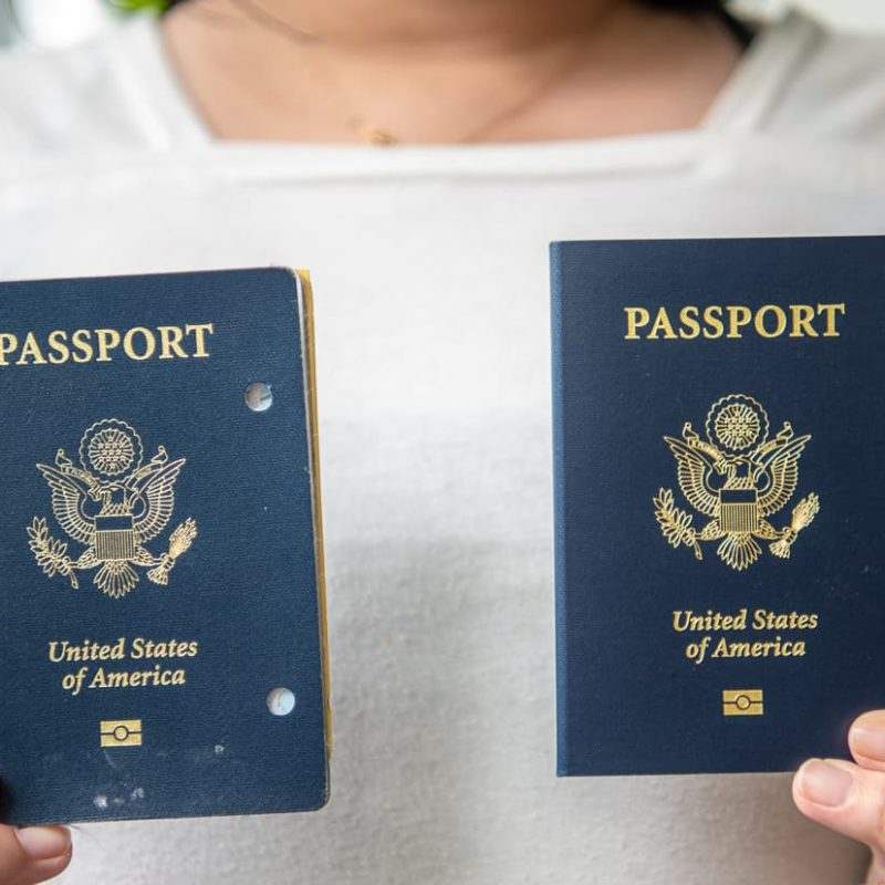 Renewing your U.S. Passport Overseas.