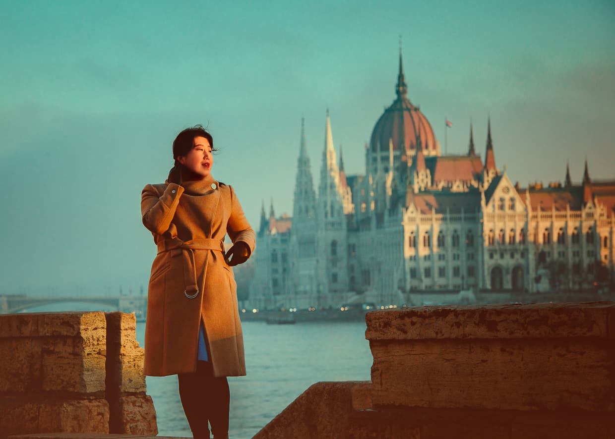 The Best Views in Budapest, Hungary