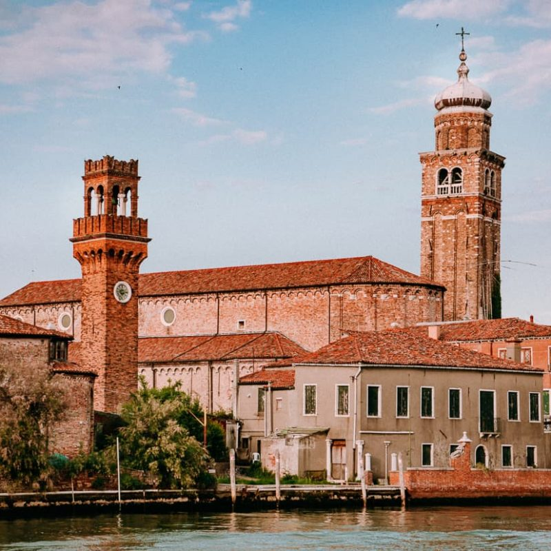 Daytrip from Venice to Murano, Italy