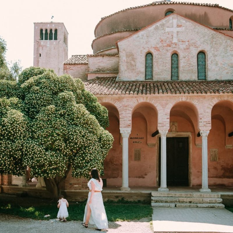 The Island of Torcello: Venice, Italy Daytrip