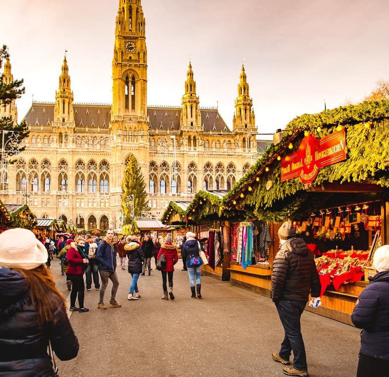 Why Christmas in Vienna, Austria is Better for Adults Than Kids